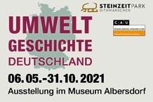 """Ausstellung """"Umweltgeschichte Deutschland"""" im Museum für Archäologie und Ökologie Dithmarschen"""