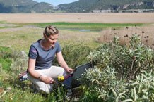 Research on Lake Stymphalia