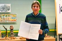 Andreas Mieth Korrespondierendes Mitglied des DAI