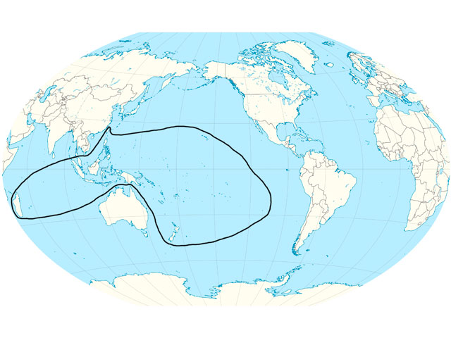 Realm of the Austronesian Expansion